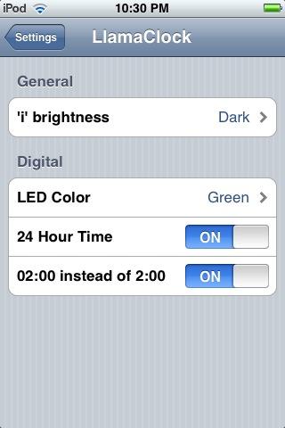 ./iphone-llamaclock-13-settings.png